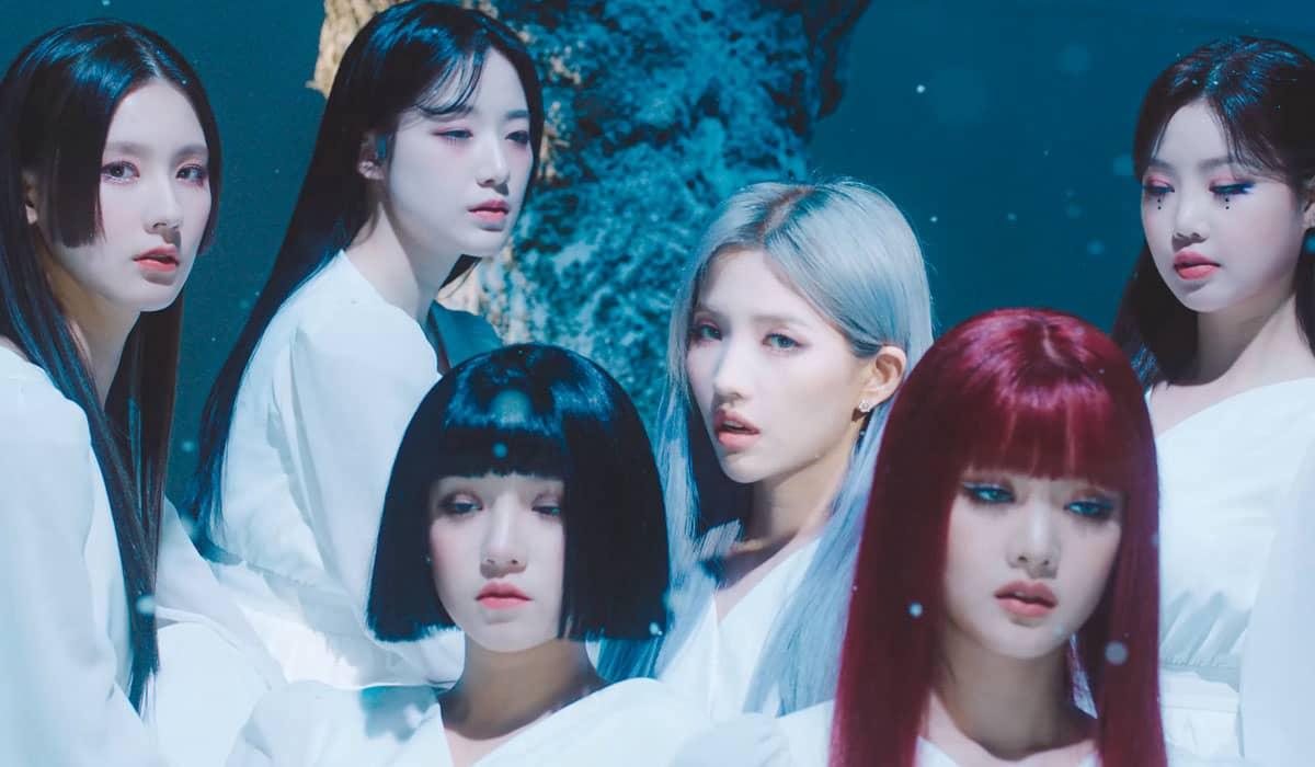 O grupo feminino aposta nas emoções românticas e em sons tradicionais coreanos no novo projeto de estúdio