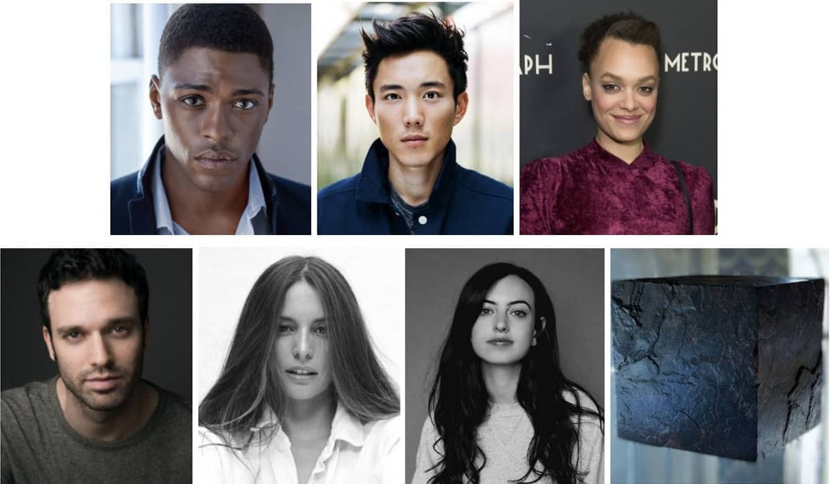 O novo elenco forma a Academia Sparrow e se junta aos protagonistas da série