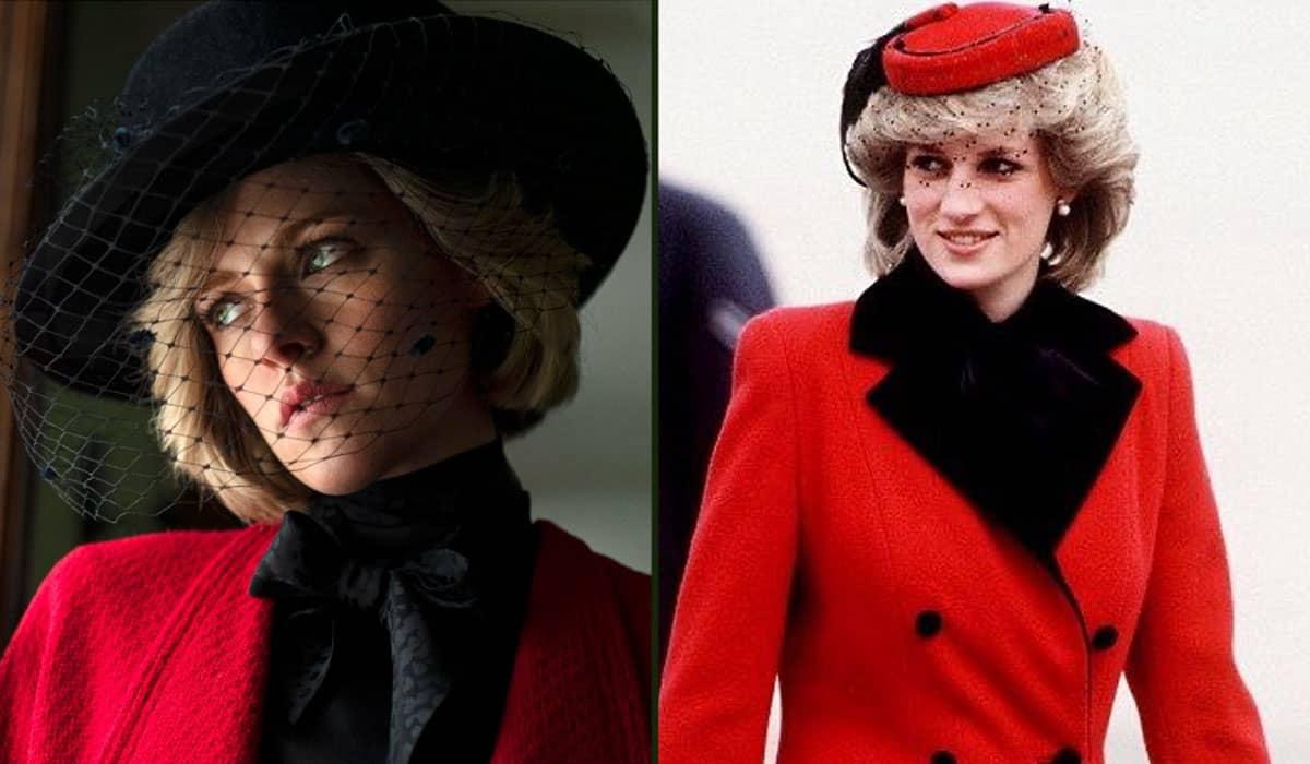 O filme retrata um fim de semana na vida da Princesa Diana, quando ela decide deixar seu casamento com o príncipe Charles