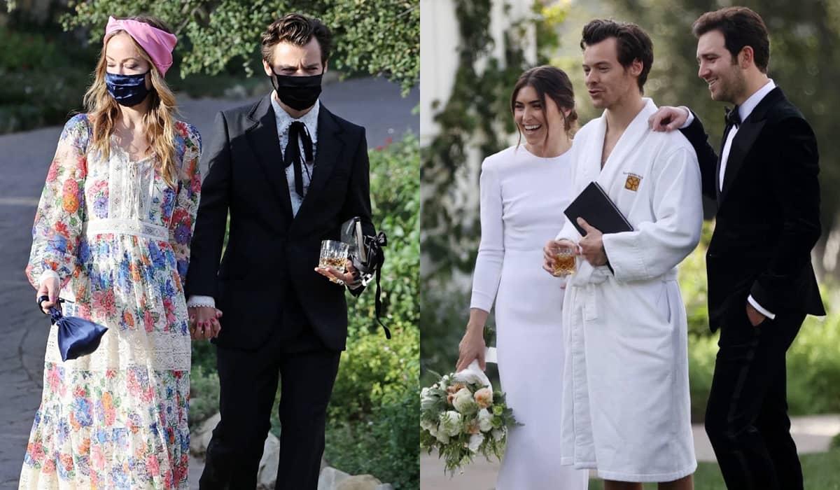 Algumas fontes afirmam que Styles e Wilde estariam namorando há algumas semanas