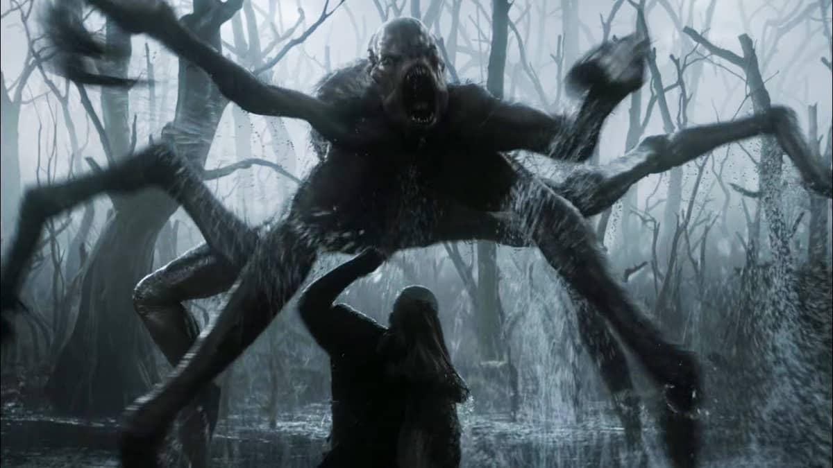 Cena de abertura da primeira temporada de The Witcher. Foto: Netflix / Reprodução.