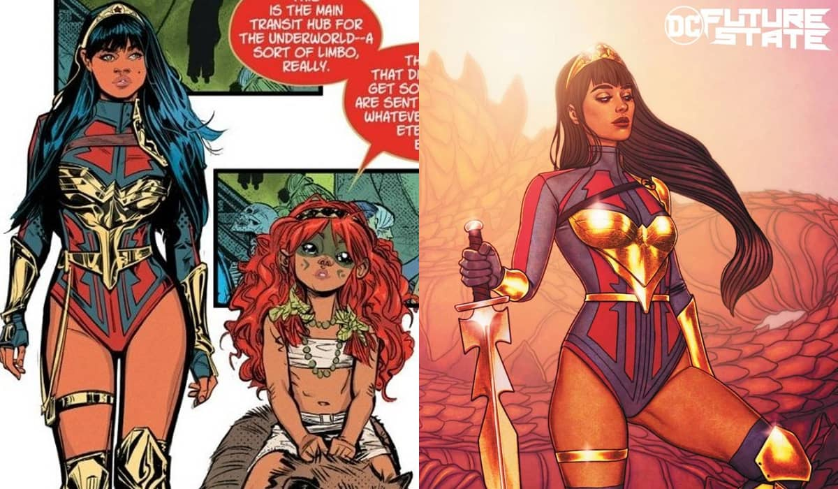 A nova HQ da DC Future State apresenta referências da Amazônia e releituras de mitologias clássicas