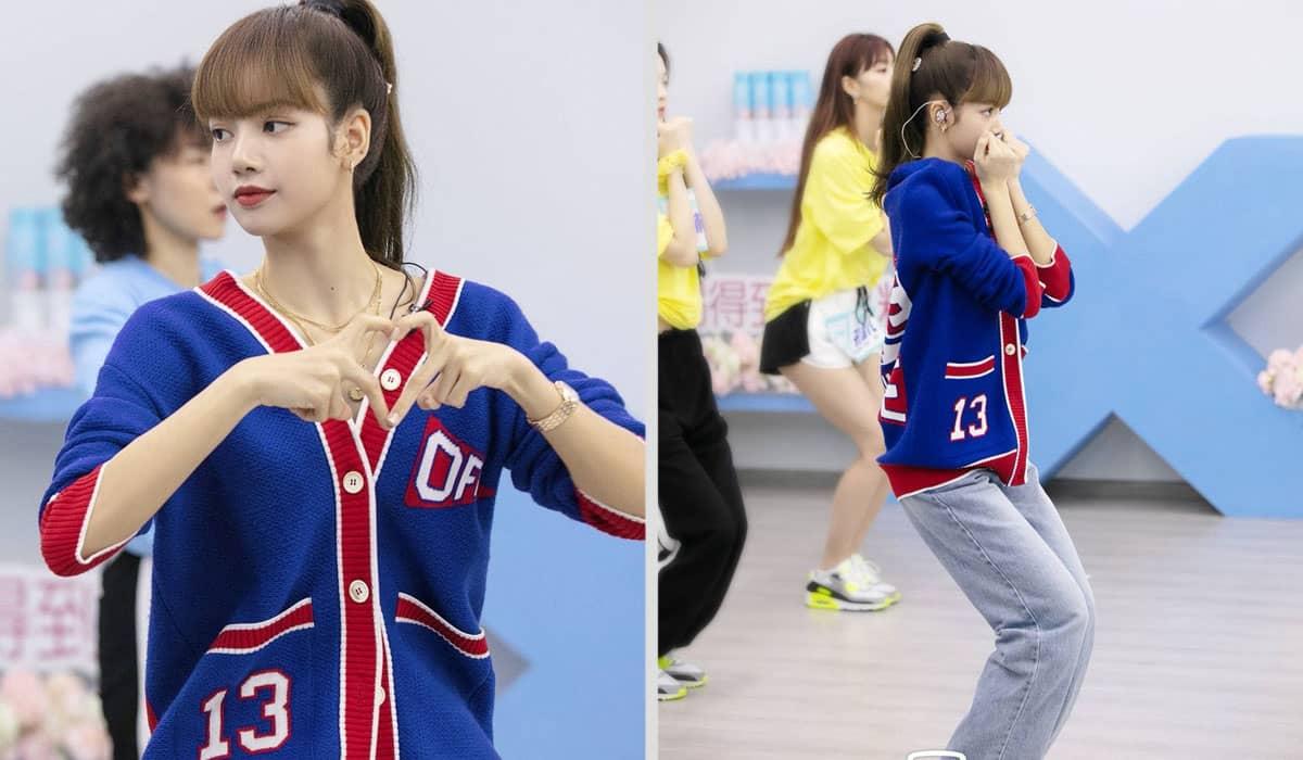 A cantora, rapper e dançarina tailandesa repete sua passagem pelo programa e empolga os fãs