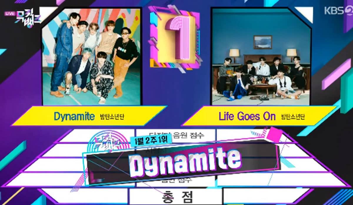 O hit está prestes a se igualar a Invisible Love, de Shin SeungHun, que conquistou 31 vitórias em 1992