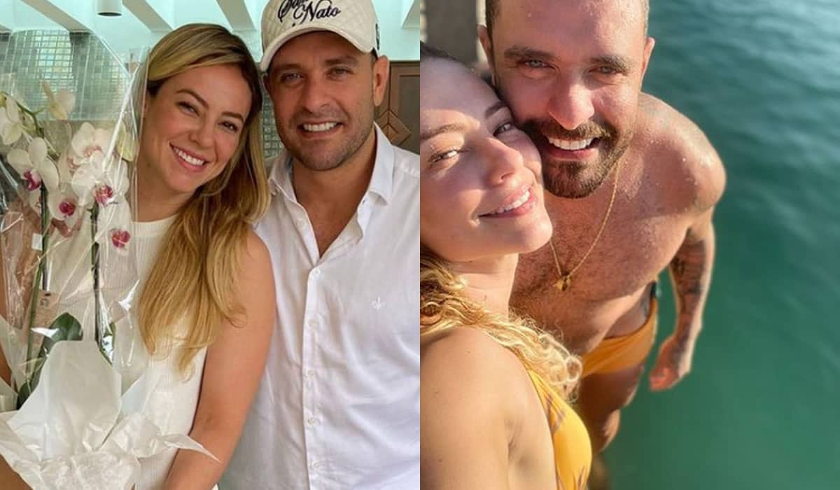 A assessoria do cantor desmentiu os rumores de que o casal teria assinado um termo de união estável