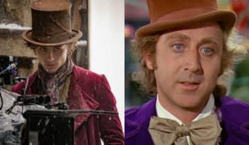 O ator se referiu a uma frase do filme 'A Fantástica Fábrica de Chocolate' de 1971 na legenda foto publicada nas redes sociais