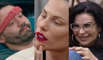 Rico, Dayane e Solange aparecem nas três primeiras posições da enquete do Diário 24 Horas sobre os participantes favoritos do reality