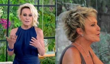 A apresentadora do Mais Você ficará em repouso nesta semana para se recuperar de um trauma sofrido na cozinha de sua casa