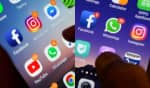 Os aplicativos pertencentes ao Facebook apresentaram instabilidade no mundo inteiro nesta segunda-feira (4)