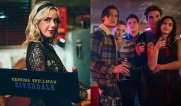 A personagem principal de 'O Mundo Sombrio de Sabrina' aparecerá na sexta temporada de 'Riverdale', programada para novembro
