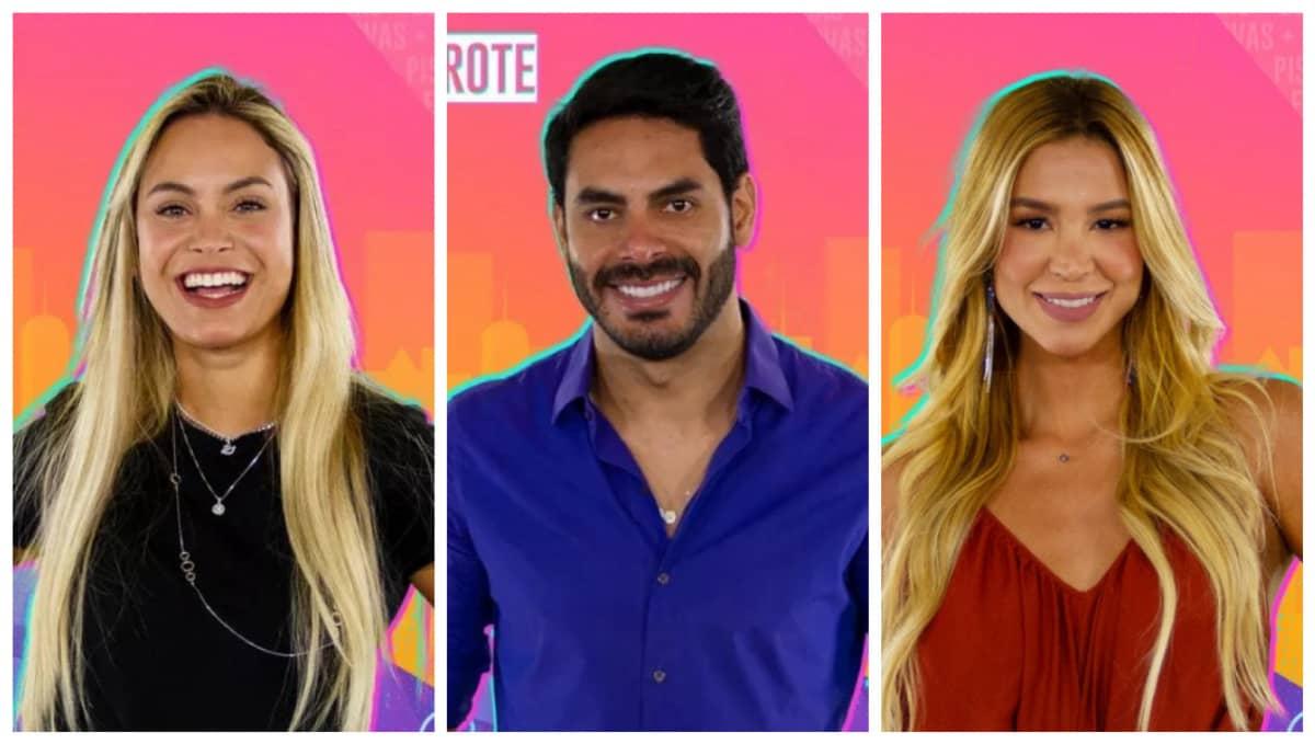 Big Brother 2021 Votar Paredao : Quem venceu a Prova do ...