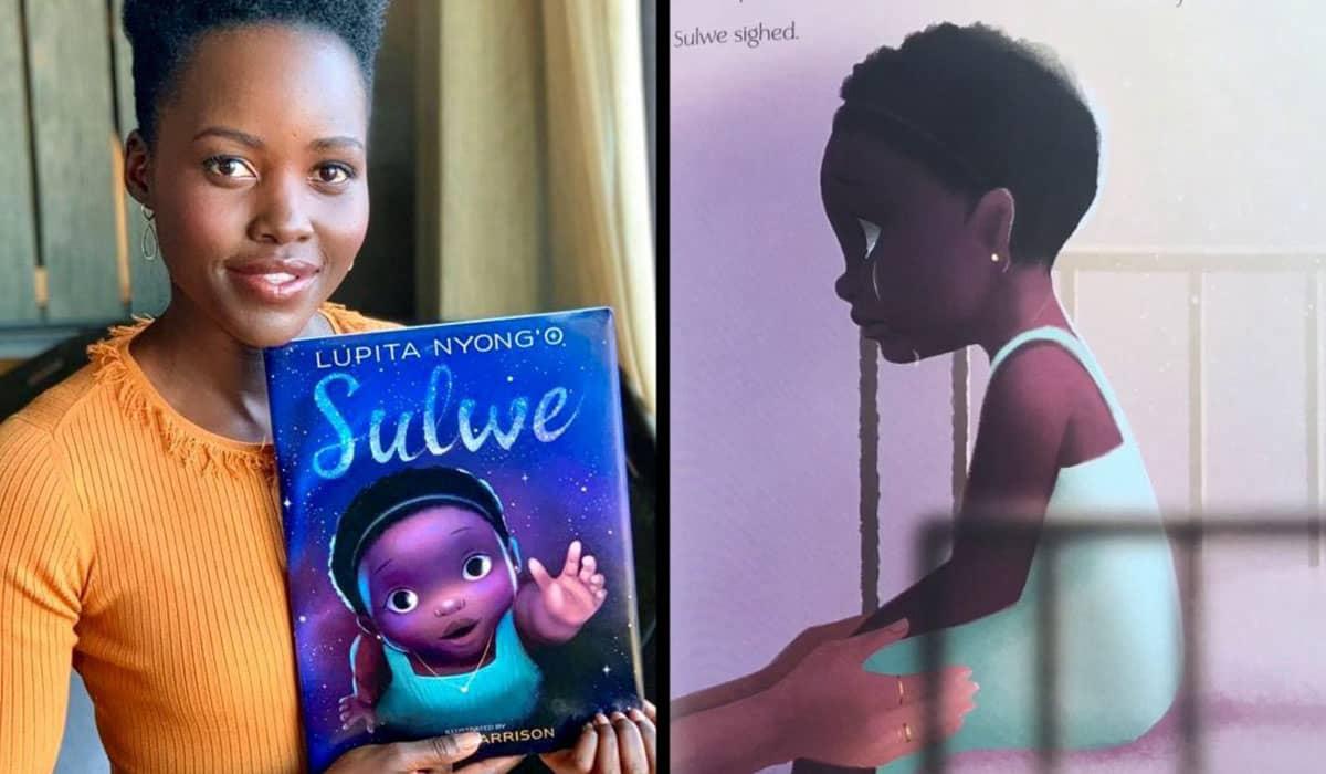 A atriz ganhadora do Oscar comemorou a novidade e espera poder inspirar várias crianças no mundo
