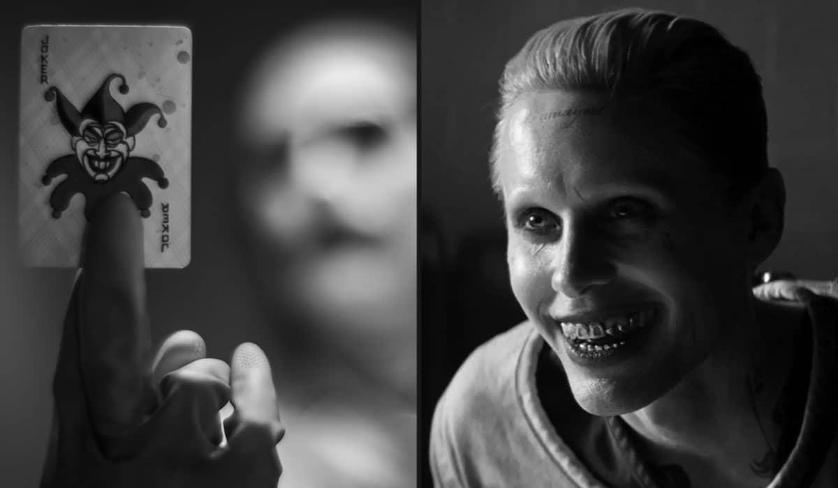 Zack Snyder publicou uma foto que sugere um novo visual de Leto na reedição do filme lançado em 2017