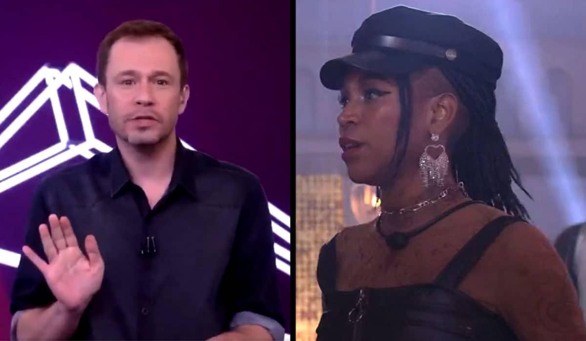O apresentador do Big Brother Brasil não perdeu a oportunidade de ganhar alguns pontos com o público na última segunda-feira, 22