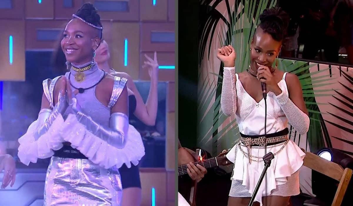 A cantora recebe o apoio de outras celebridades e recupera parte dos seguidores perdidos durante a participação no BBB
