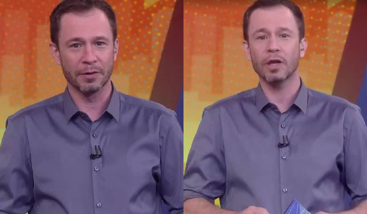 O apresentador Tiago Leifert explicou detalhadamente como será a dinâmica da quinta semana do reality