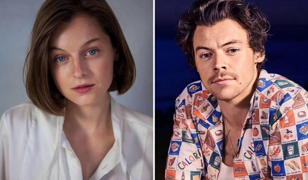 Styles e Corrin interpretarão Tom e Marion na adaptação do romance de Bethan Roberts