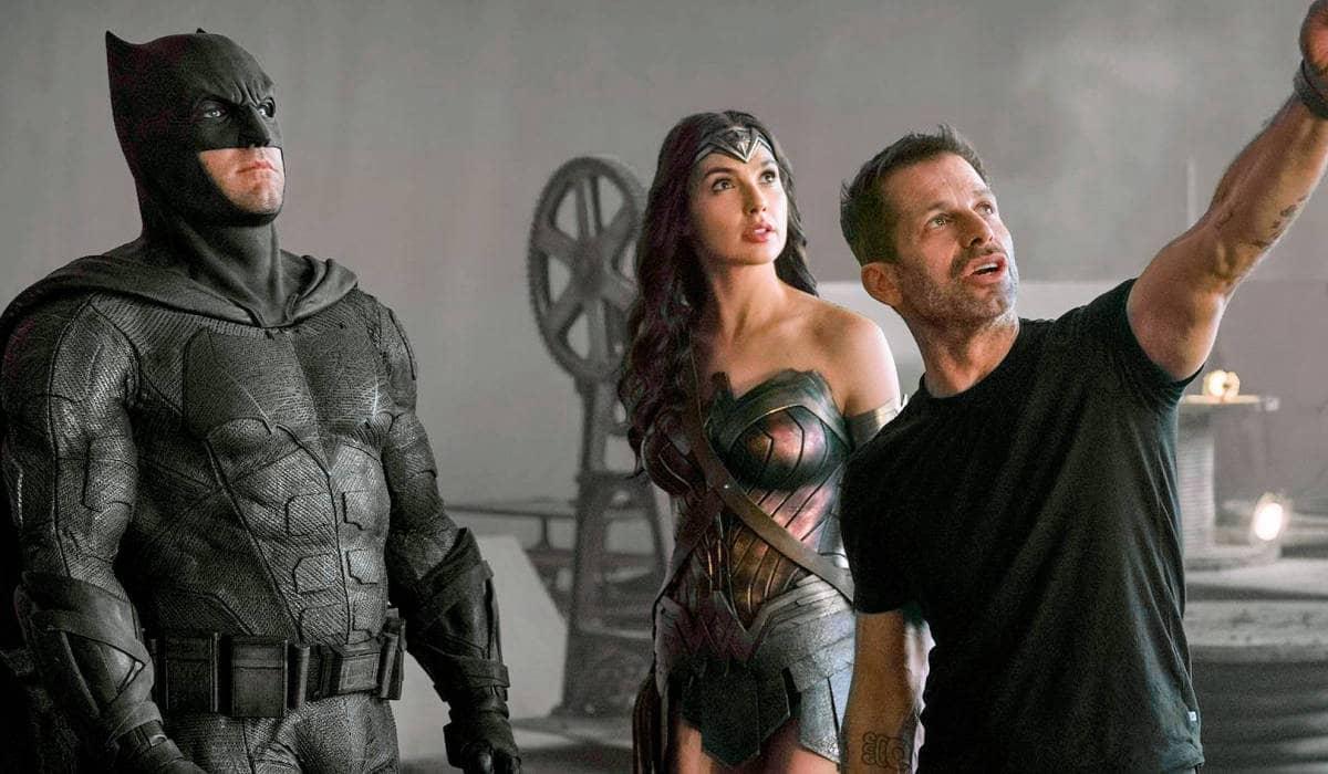 A nova versão do filme está programada para estrear oficialmente em 18 de março no HBO Max