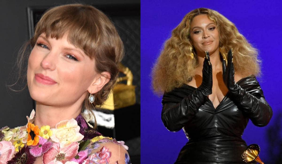 A mais recente edição da premiação estabeleceu um novo recorde para Beyoncé e mais uma vitória de Taylor Swift na categoria Álbum do Ano