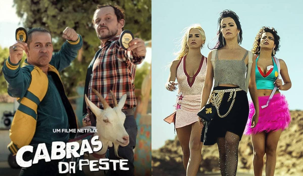 Após o lançamento do filme brasileiro, a plataforma disponibilizou a série dos criadores de 'La Casa de Papel' e 'Vis a Vis' nesta sexta-feira, 19