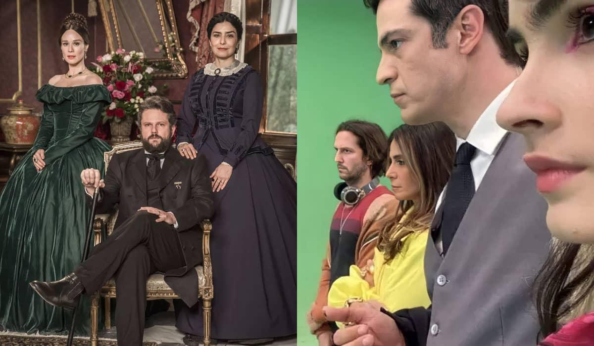 A produção das futuras obras de dramaturgia da emissora ficarão paralisadas até 4 de abril