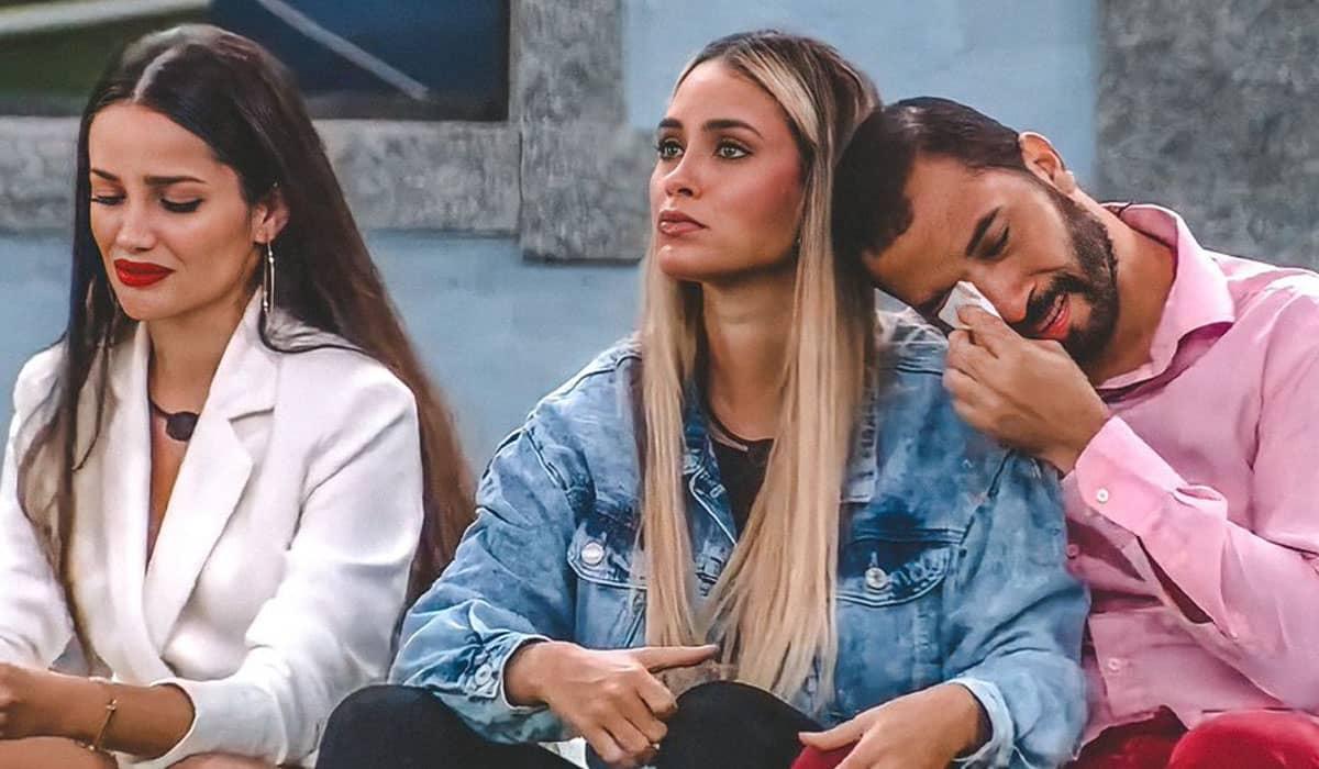 Fãs do G3 estão inconformados com as últimas atitudes de Sarah e Gilberto na casa