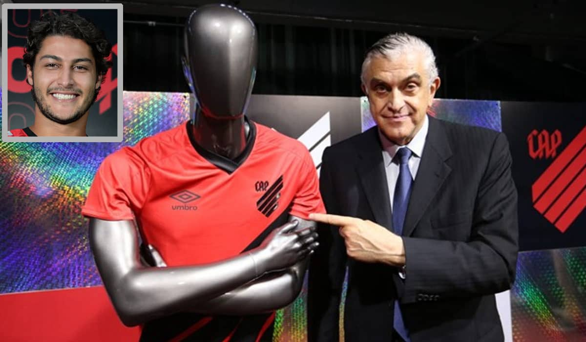 A contratação de Marcinho continua dividindo opiniões entre os torcedores do Athletico
