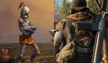 'Oddworld: Soulstorm', 'Days Gone' e 'Zombie Army 4: Dead War' ficarão gratuitos a partir do dia 6 de abril