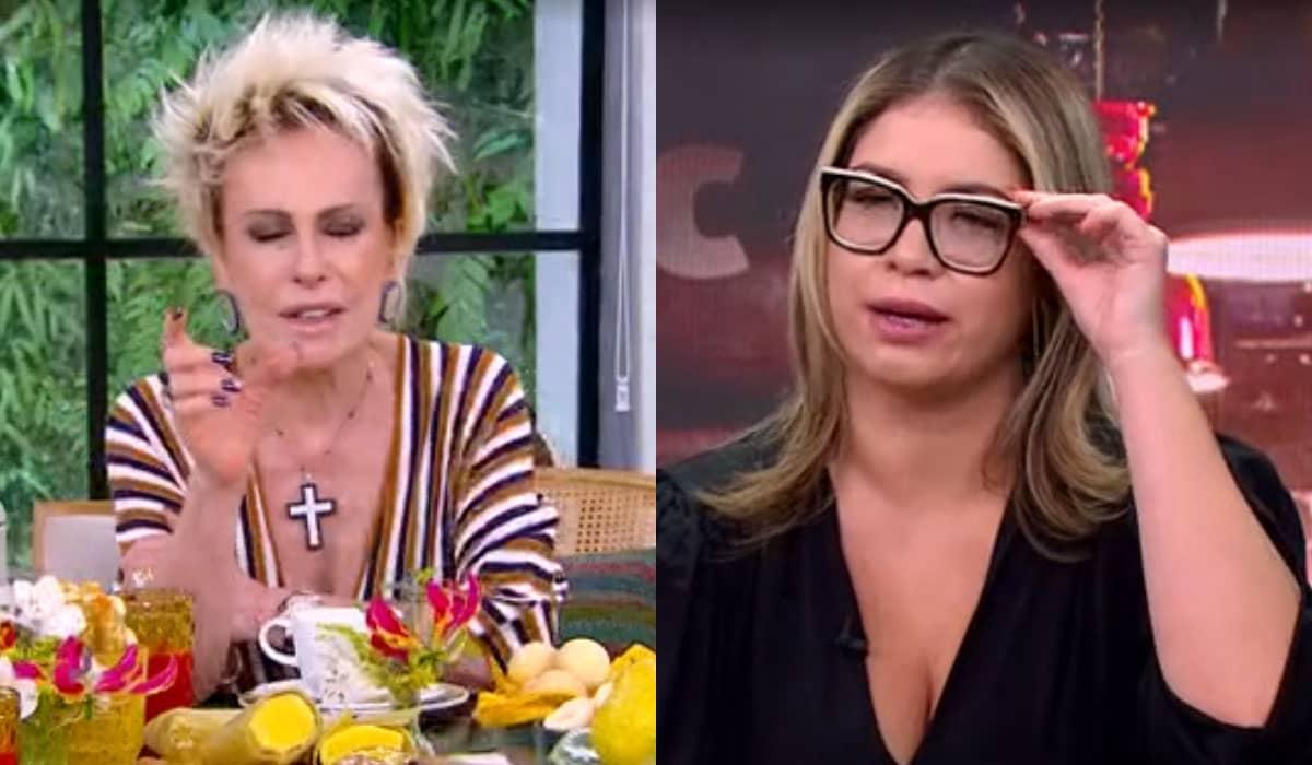 A cantora esbanjou simpatia no Mais Você de hoje e se disse impressionada com a mesa de café da manhã oferecida por Ana Maria Braga