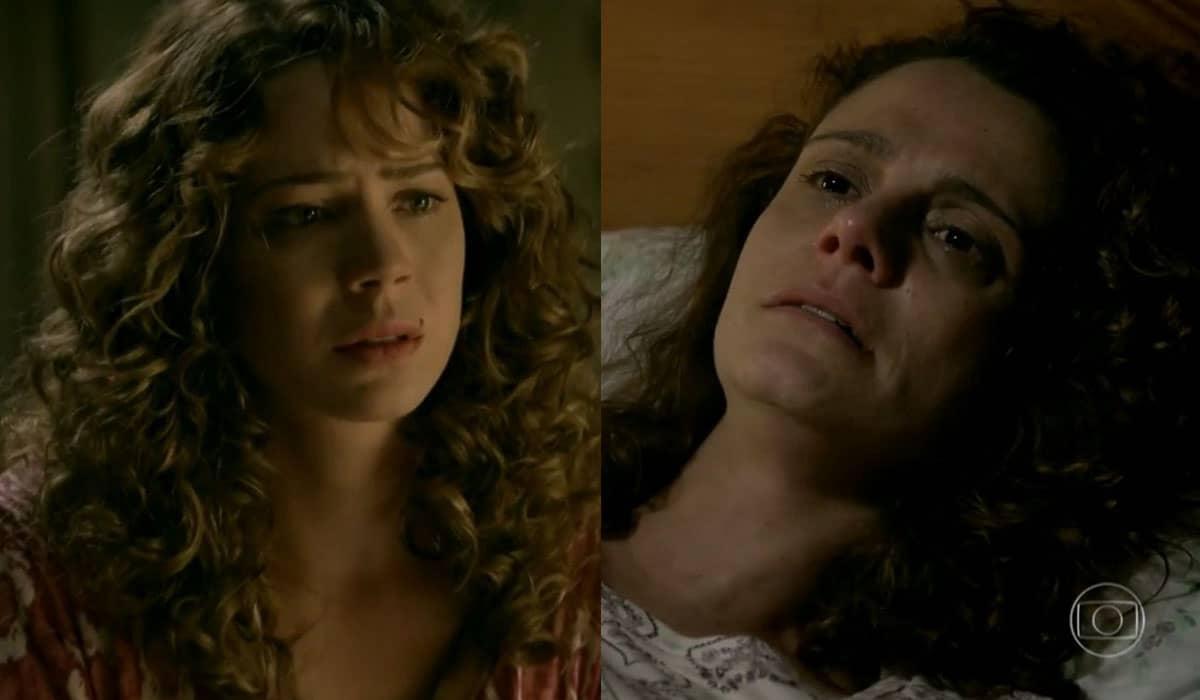 A jovem sai em busca da suposta carta escrita por Eliane e fica atordoada ao descobrir a verdade sobre José Alfredo