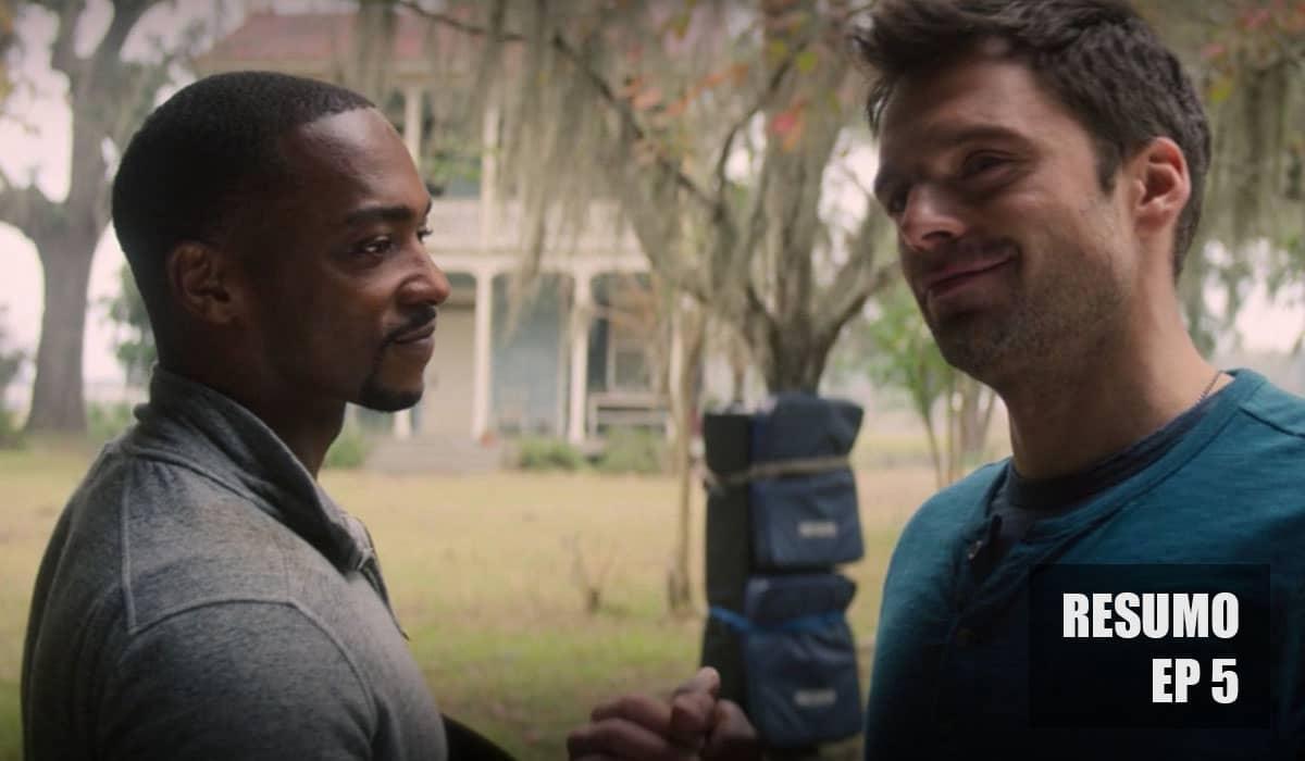 O quinto episódio da série coloca os protagonistas em rota de colisão que promete confrontos intensos
