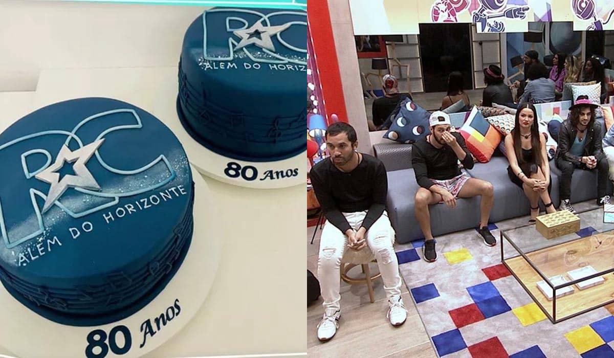 Brothers e sisters celebram o aniversário de Roberto Carlos com uma festa dentro da casa