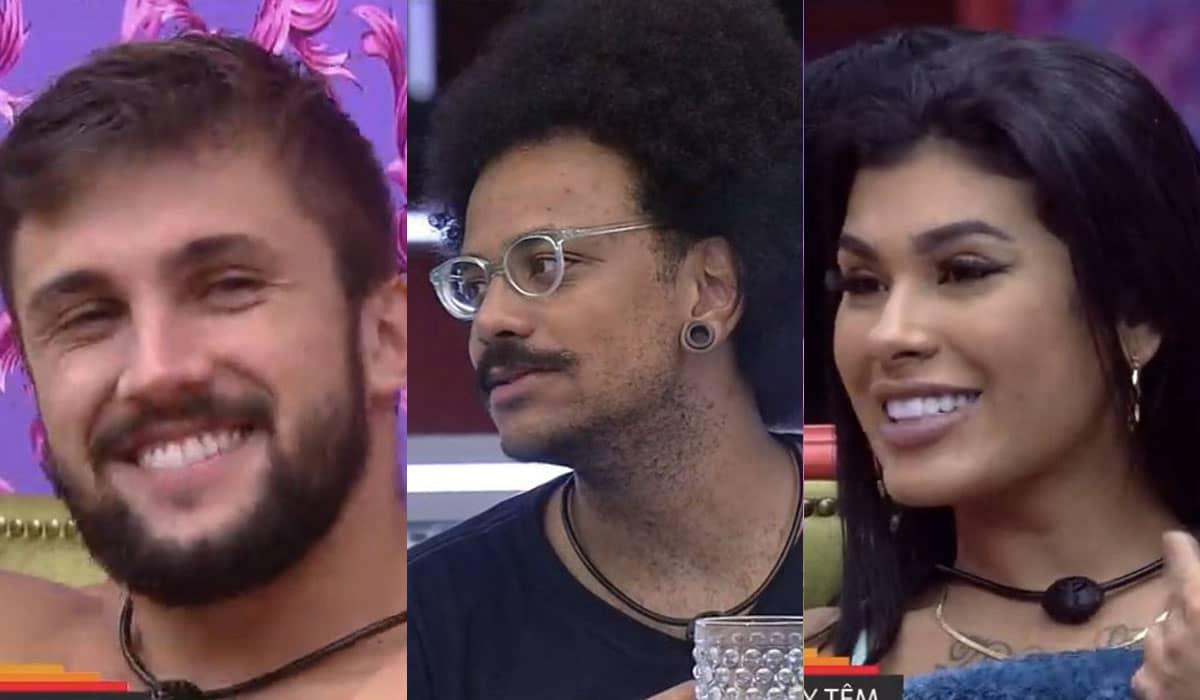 O resultado parcial da enquete do Diário 24 Horas ainda mostra João Luiz como provável eliminado