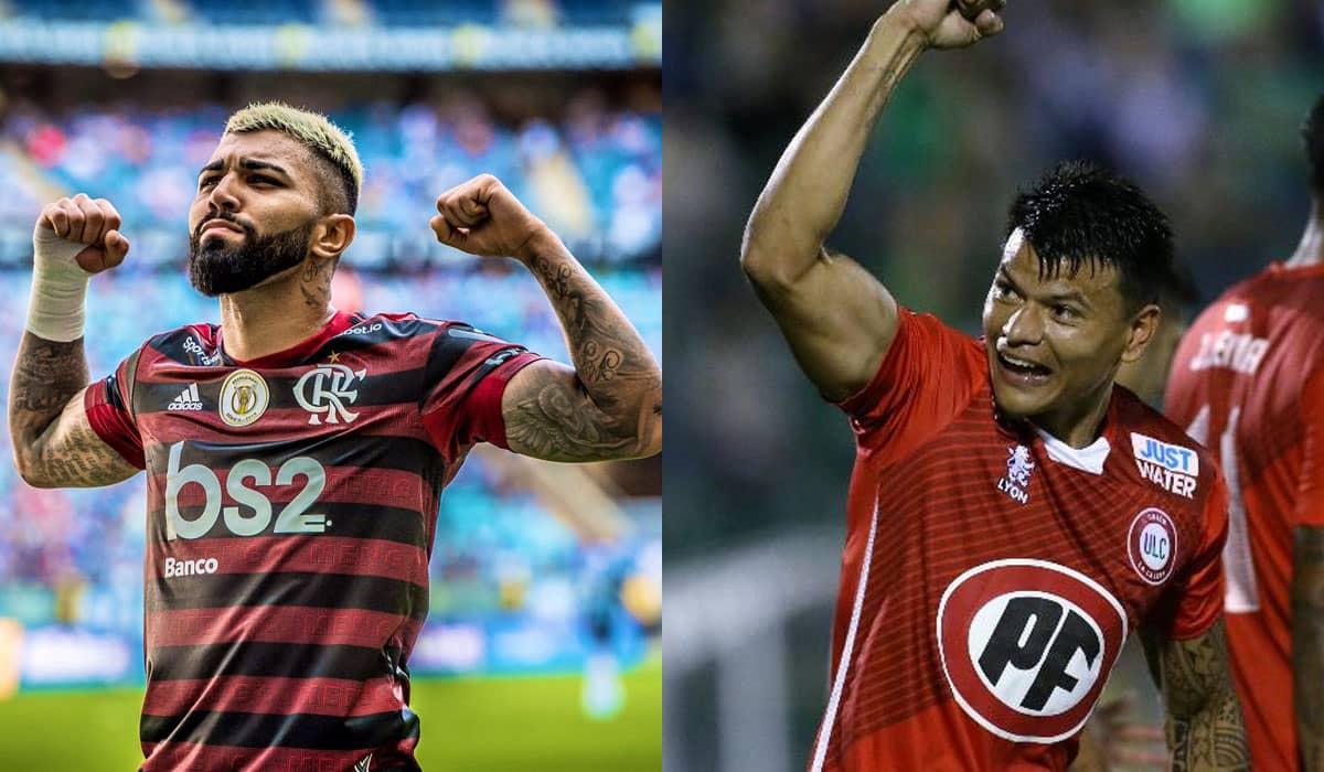 Brasil e Chile serão representados por Flamengo e Unión La Calera em partida do grupo G válida pela segunda rodada da Libertadores