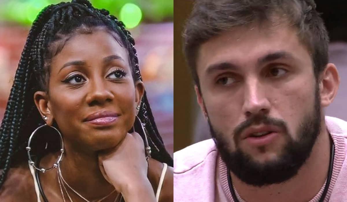 Camilla está em primeiro e Arthur está em último lugar na enquete do Diário 24 Horas