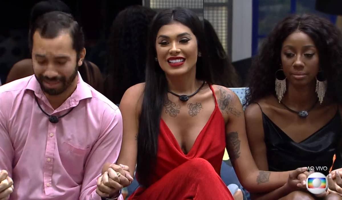Pocah foi eliminada do Big Brother Brasil com 73,16% dos votos