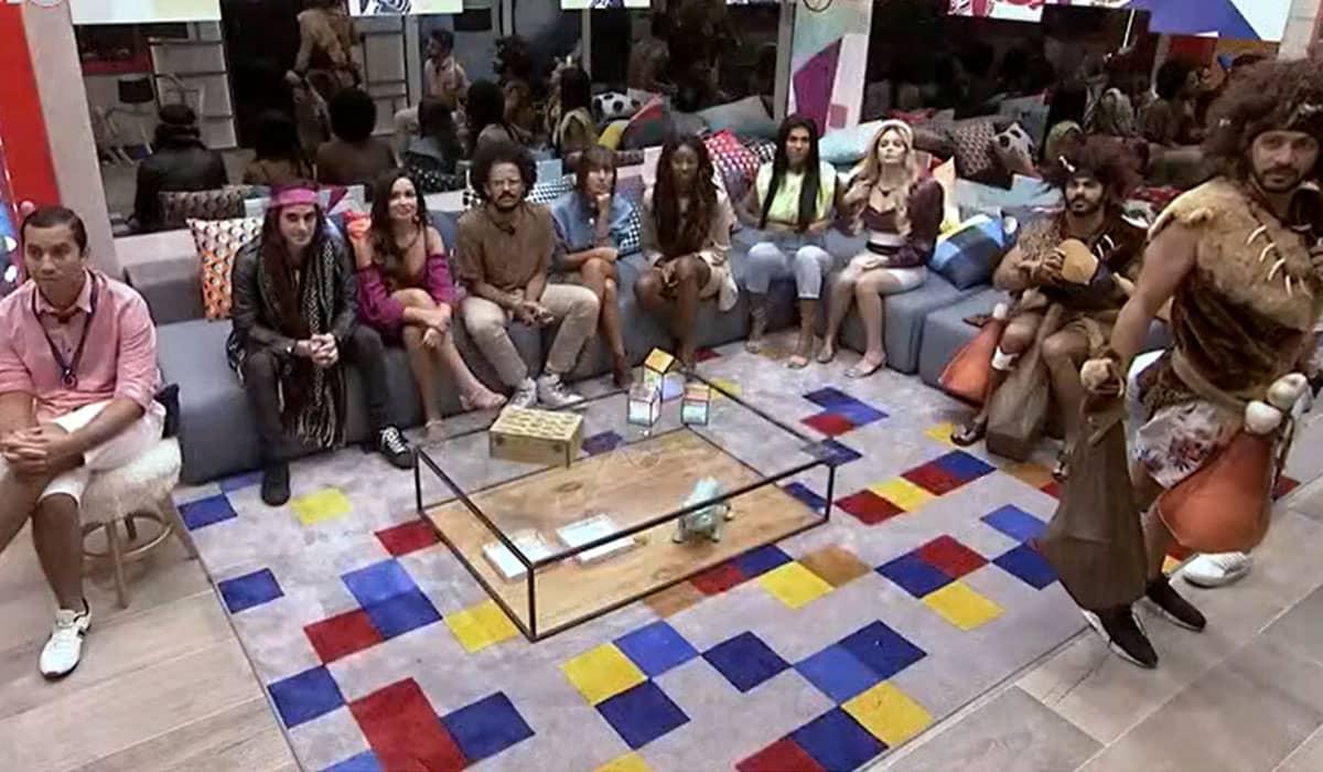A formação do Paredão de hoje é importantíssima para o Top 10 do Big Brother Brasil