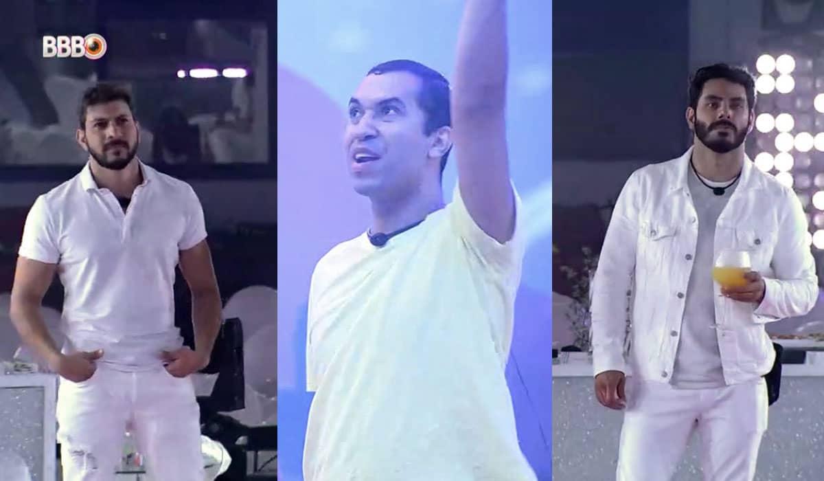 O resultado do Paredão definirá o Top 10 do Big Brother Brasil e as diretrizes da reta final