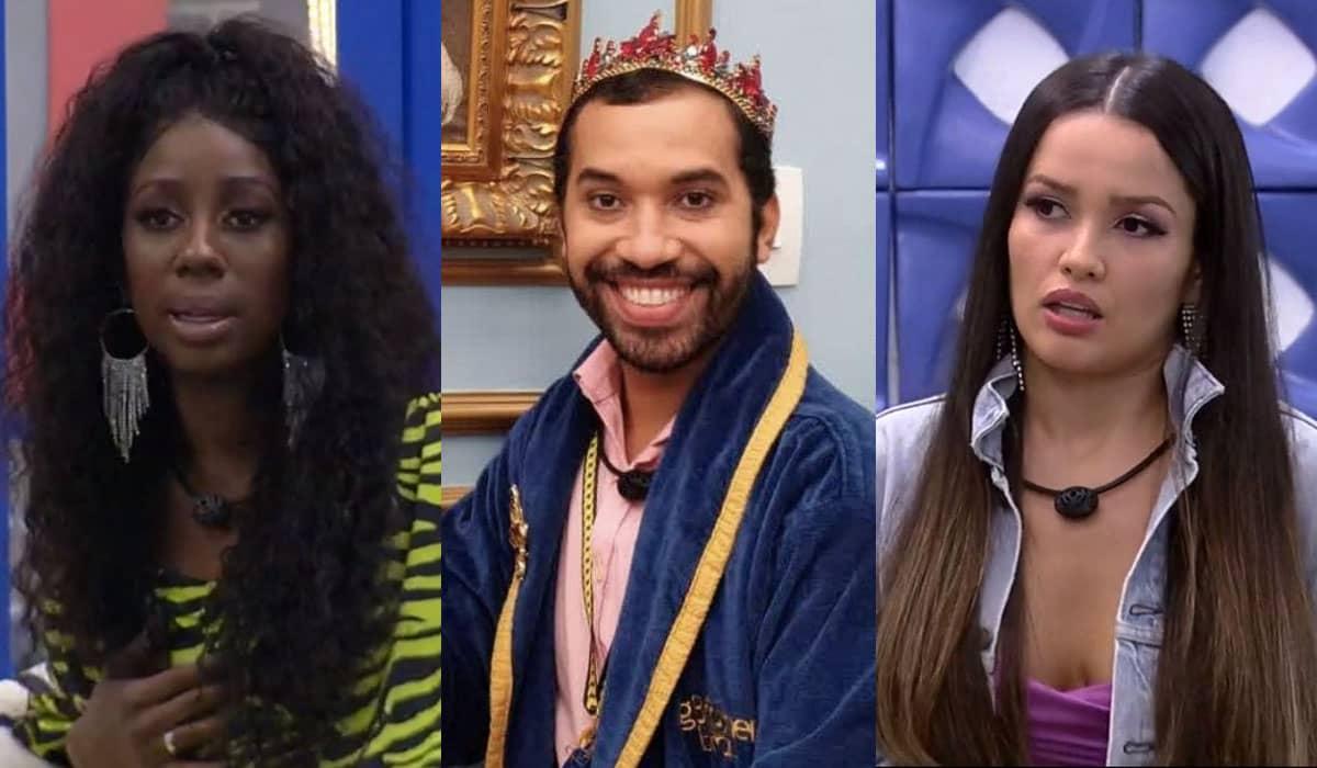 O resultado do atual Paredão confirmará quem serão os três finalistas do Big Brother Brasil 2021