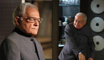 O mordomo interpretado por Othon Bastos intriga o público com suas interações misteriosas no folhetim