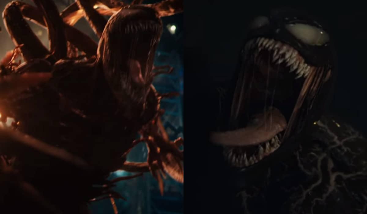O trailer da continuação de Venom mostra o visual do Carnificina de Woody Harrelson