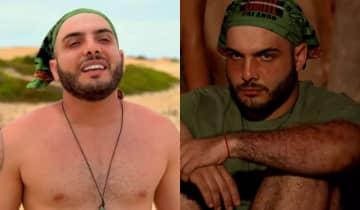 Mahmoud foi o mais votado pela equipe Calango, que perdeu a primeira prova de imunidade da edição