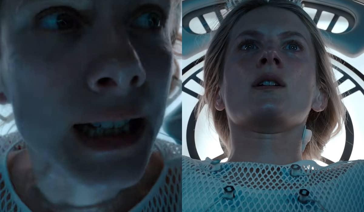 O novo thriller da Netflix coloca a atriz Mélanie Laurent em atuação solo dentro de uma cápsula criogênica