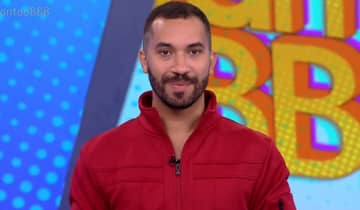 Gilberto Nogueira incluirá seus aprendizados acadêmicos e vivências como ex-BBB em um debate apresentado por Pedro Neville