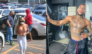 A modelo fitness Bianca Domingues revelou que foi levada por Kevin e Victor Elias Fontenelle para o quarto 502 do hotel em que o cantor estava hospedado com a esposa