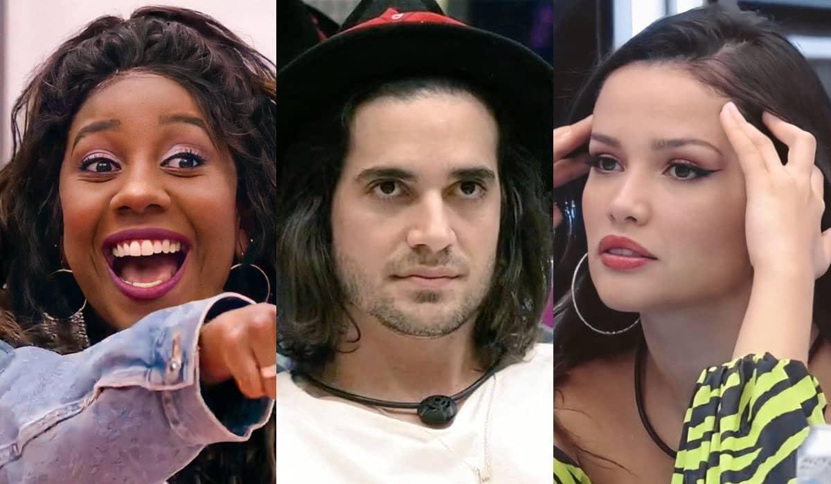 Camilla de Lucas, Fiuk e Juliette disputam a grande final do Big Brother Brasil 2021