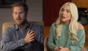 Harry e Gaga revelam detalhes de episódios tortuosos durante a juventude e incentivam pessoas com problemas de saúde mental a buscarem ajuda profissional