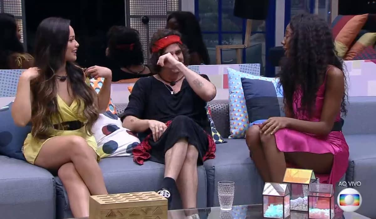 A enquete mostra Juliette como provável campeã do Big Brother Brasil 2021