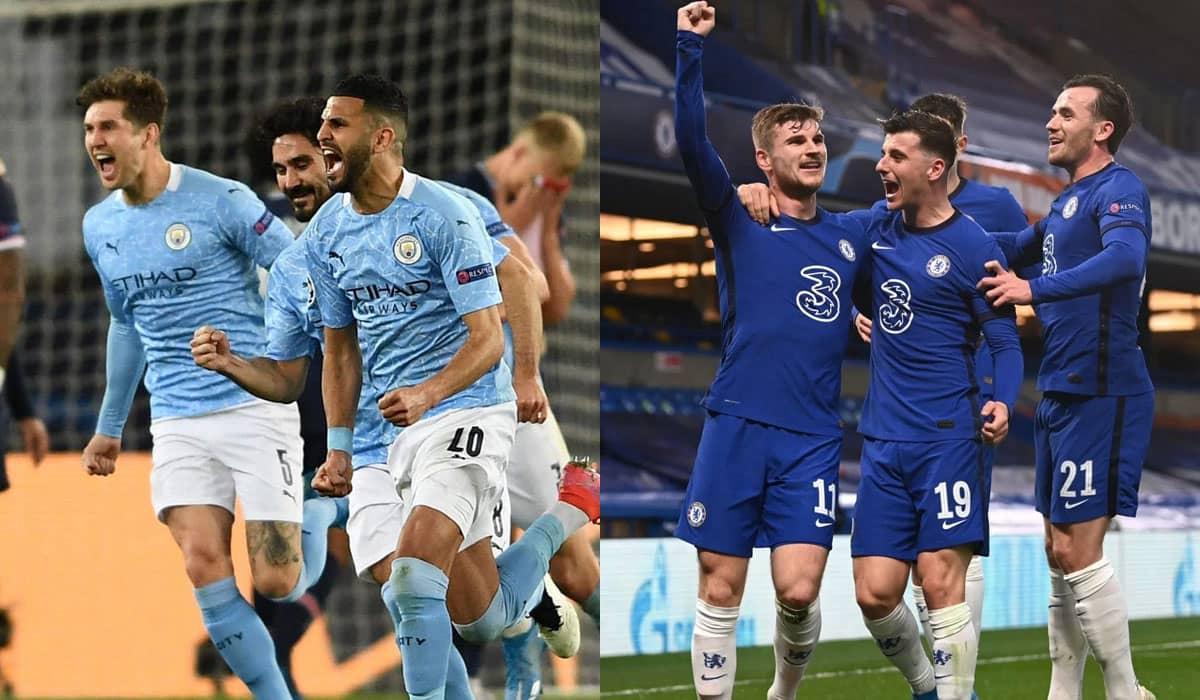 A temporada 2020/21 da Liga dos Campeões será definida entre times ingleses pela terceira vez na história