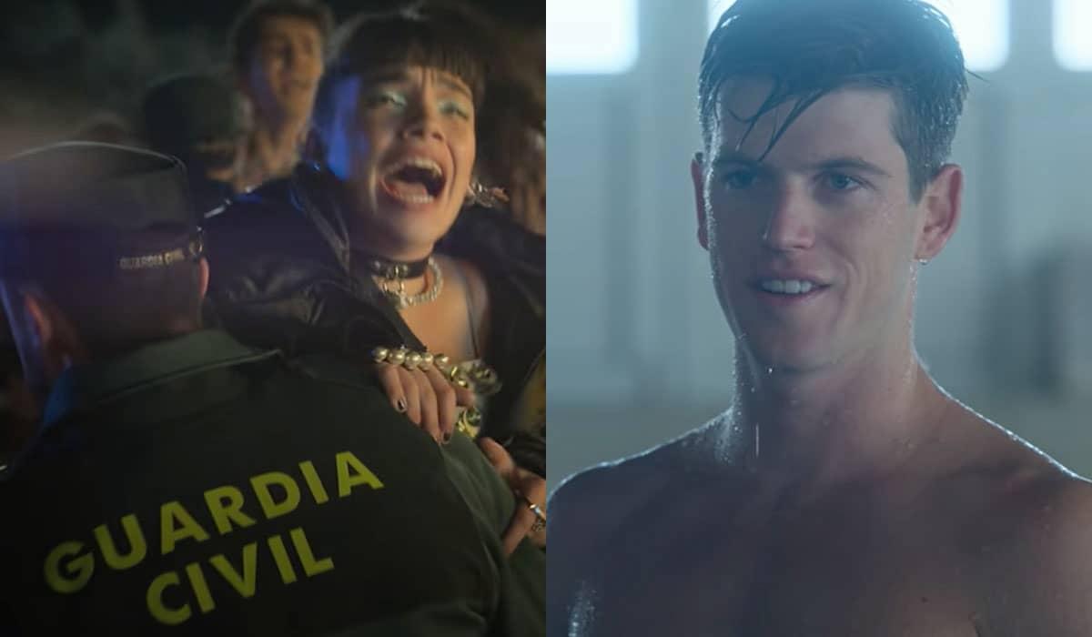 Quatro episódios de 30 minutos cada apresentam detalhes cruciais do elenco de 'Elite' antes da estreia da 4ª temporada